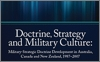 Cover of Doctrine, Strategy and Military Culture