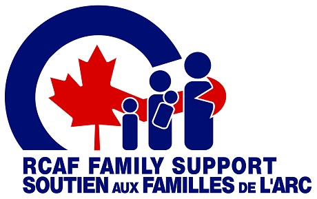 RCAF Family Support Team Logo