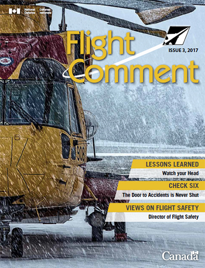 Flight Comment Issue 3, 2017 Cover page