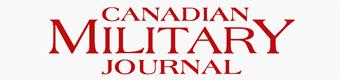 Canadian Military Journal Logo
