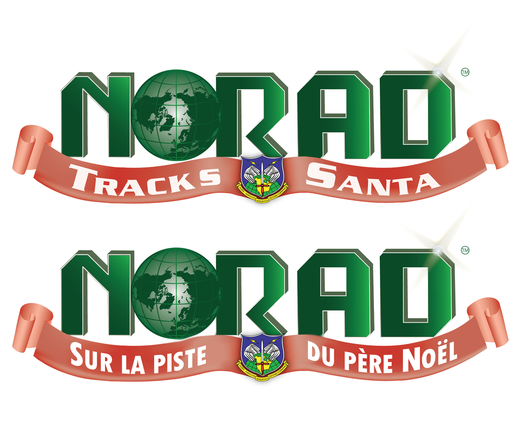 The 2017 NORAD Tracks Santa website will launch on December 1. And don't forget to follow Santa's journey on December 24. IMAGE: NORAD