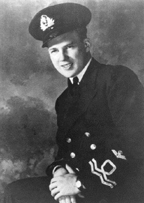 Photo de Lieutenant de marine Robert Hampton Gray